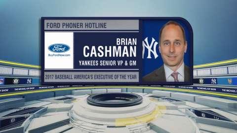 Video: TMKS: Brian Cashman