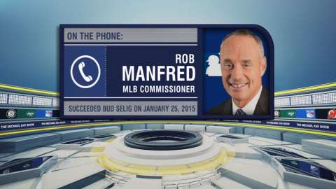 Video: Rob Manfred on pace-of-play