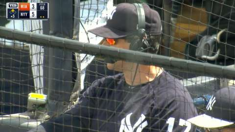 Video: Boone on Severino's strengths