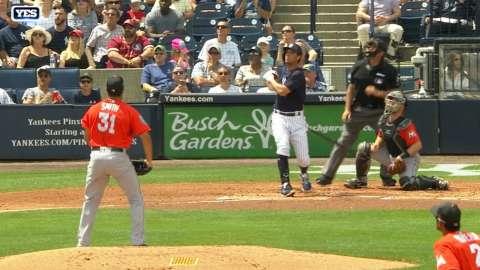 Video: Bird's two-run home run