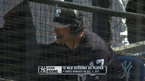 Video: Boone on Tanaka's outing, Judge