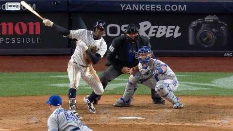 Video: Gregorius delivers go-ahead hit