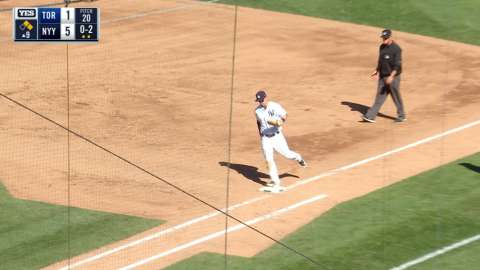 Video: Chapman induces the final out