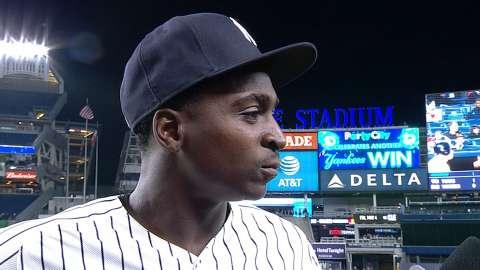 Video: Gregorius on Yankees' hot streak