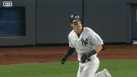 Video: Austin blasts a three-run homer