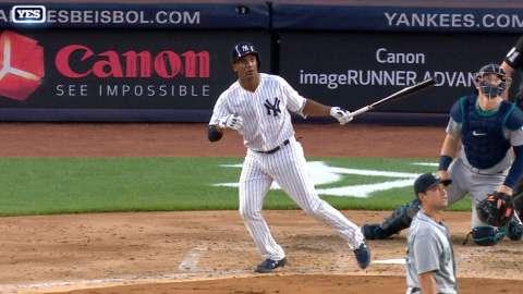 Video: Andujar's solo home run