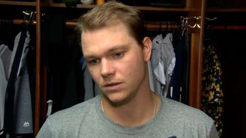 Video: Gray on his inconsistent outing