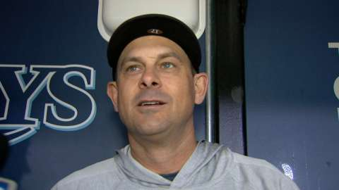Video: Boone discusses Tanaka, rotation