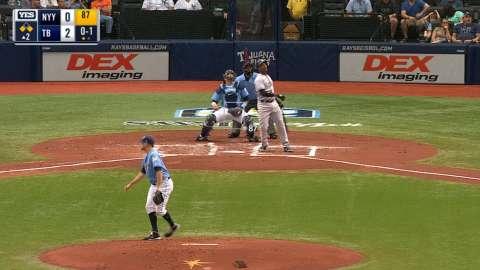 Video: Andujar's three-run home run
