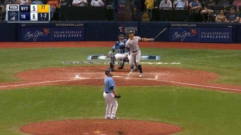 Video: Stanton's tying home run