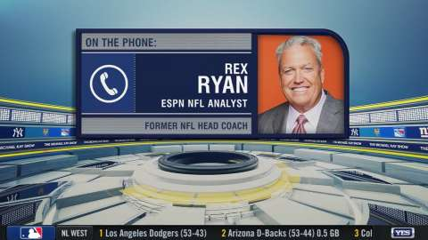 Video: TMKS: Rex Ryan on Darrelle Revis
