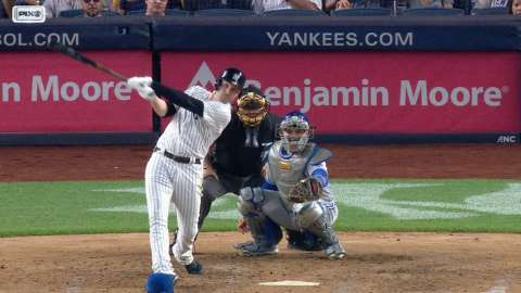 Video: Walker slugs homer to right