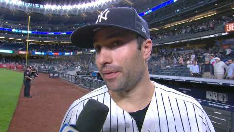 Video: Walker reflects on go-ahead HR