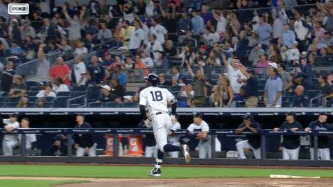 Video: Gregorius' two-run home run