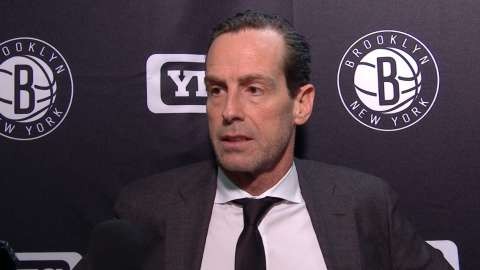 Video: Atkinson on Nets' readiness