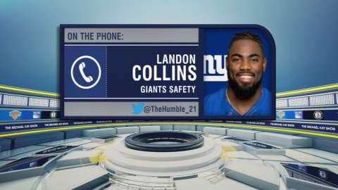 Video: Collins on the Giants' culture