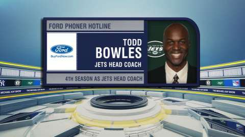 Video: Bowles on the Jets