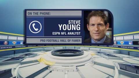 Video: Young on Brady, Mahomes