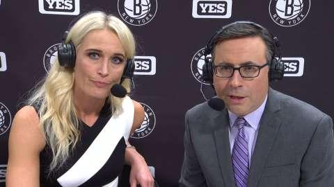 Video: Ian, Sarah on Nets' 103-100 loss