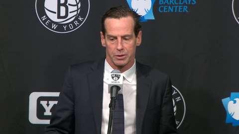 Video: Atkinson on LeVert, Nets' win