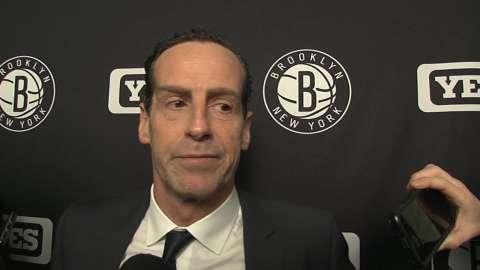Video: Atkinson on Caris LeVert
