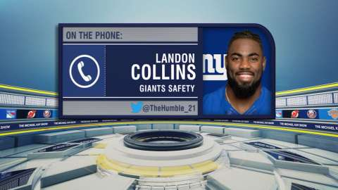 Video: Collins on MNF win in San Fran