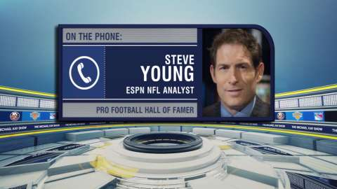 Video: Young recaps Week 14 in the NFL