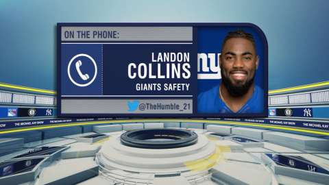 Video: TMKS: Collins on future in NY