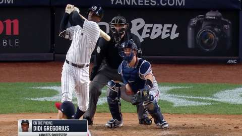 Video: Gregorius on recovering from TJS