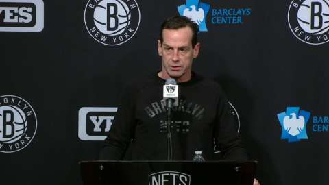 Video: Atkinson on stopping the Lakers