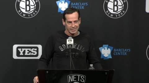 Video: Atkinson previews Celtics game