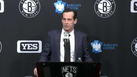 Video: Atkinson on big win over Celtics