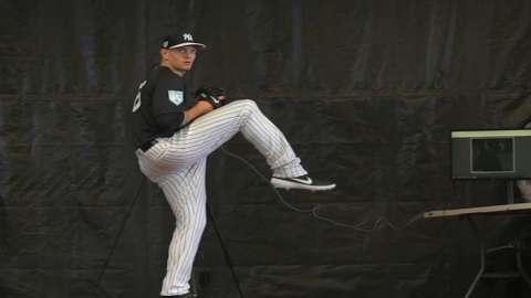 Video: Yankees Magazine: New pitchers