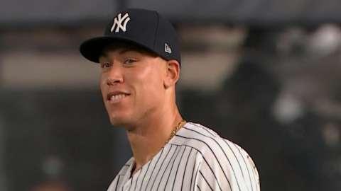 Video: Yankees Magazine: Aaron Judge