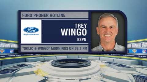 Video: The Michael Kay Show: Trey Wingo