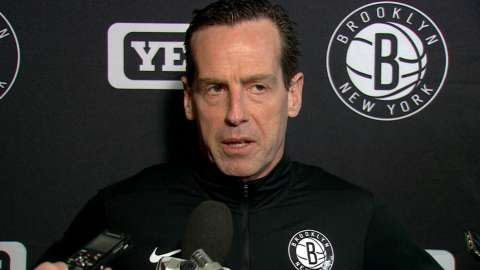 Video: Atkinson wants Nets to be crisp