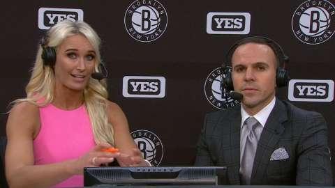 Video: Nets finish off wild comeback