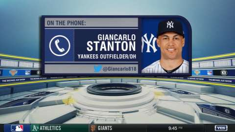 Video: TMKS: Stanton on new year in NY
