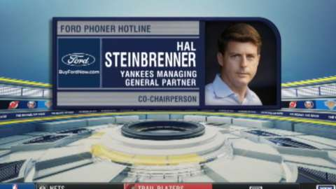 Video: Steinbrenner on state of Yankees
