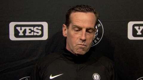 Video: Atkinson focused on rebounding