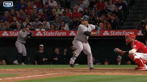 Video: Ford's first career MLB homer