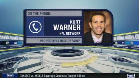 Video: TMKS: Warner on draft