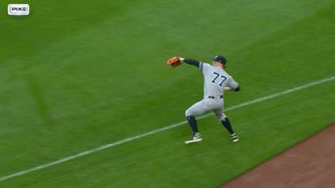 Video: Frazier gets Gordon at home