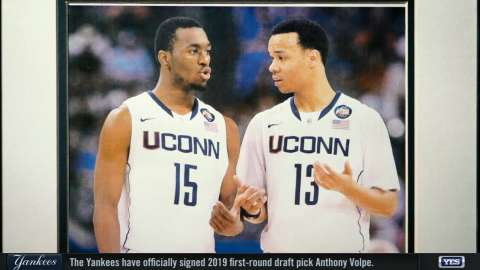 Nets Magazine: Shabazz Napier on his time at UComm - Video