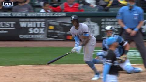 Video: Maybin's solo blast